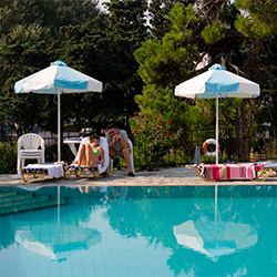 Pool facilities near by