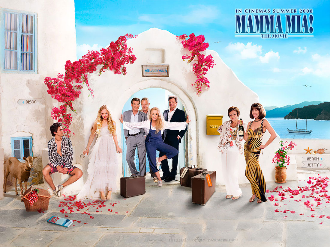 Christine Baranski Mamma Mia